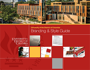 UDC Branding & Style Guide Version 1.0