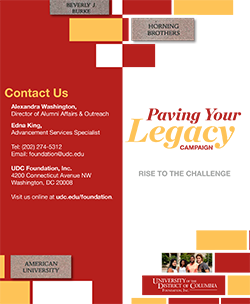 Paving Your Legacy Flyer Image