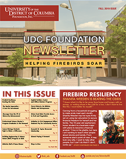 UDC Foundation Newsletter - Fall 2019 Issue